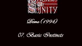Dreams of Sanity - Basic Instincts (Demo 1994)