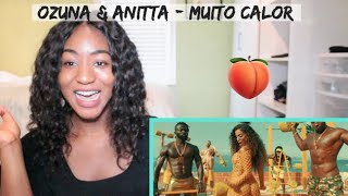 *HOT* Ozuna & Anitta   Muito Calor ( Video Oficial ) | REACTION