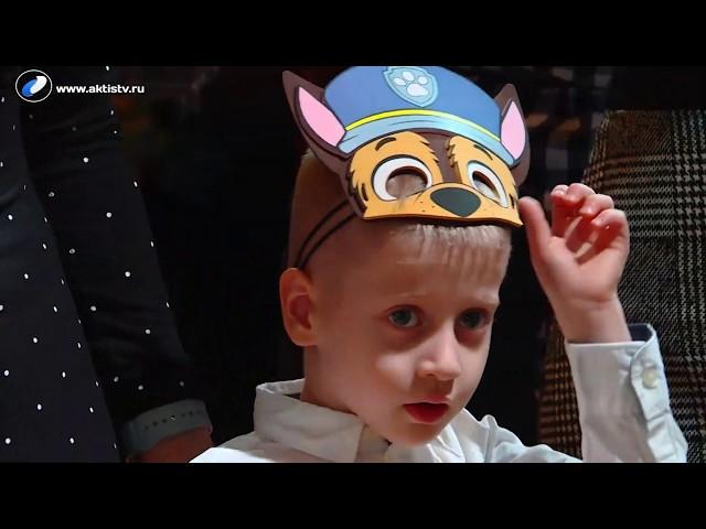"""Благотворительная акция   в  помощь  фонду  """"Семьи  детям"""""""