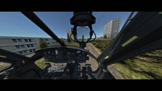 [DCS 1.5] Gun Shooting Range - UH-1H