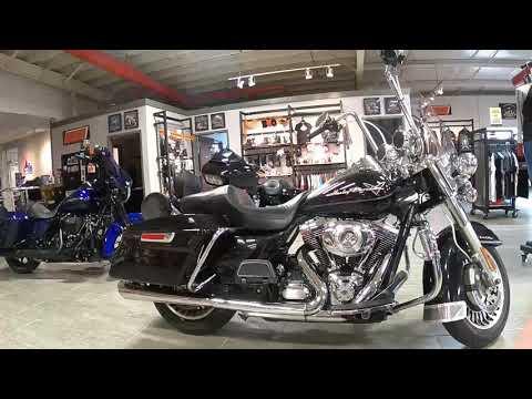 2012 Harley-Davidson Road King FLHR 103