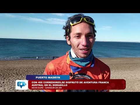 Puerto Madryn | Con 400 corredores, se disfrutó de