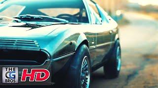 """CGI & VFX Tech Demos: """"1970 Alfa Romeo Montreal"""" - by Melhem Sfeir   TheCGBros"""