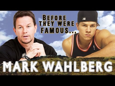 Mark Wahlberg - Before They Were Famous