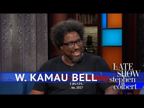 Sample video for W. Kamau Bell