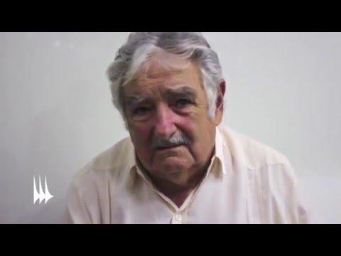 Pepe Mujica diz, em entrevistas, que não mediram o mal que estão metendo o Brasil