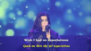 Lauren Jauregui   Expectations (LyricsTradução) HD