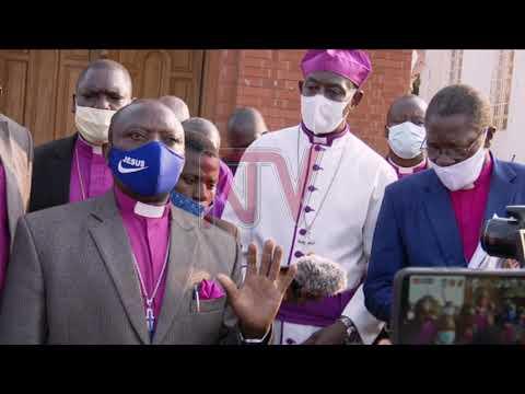 Anglican bishops visit Ndeeba site