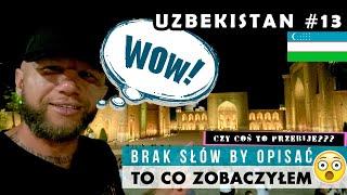 UZBEKISTAN 🇺🇿 Jestem w SZOKU – #13