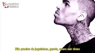 Chris Brown - Gravity (stuck in the middle) (Legendado - Tradução)