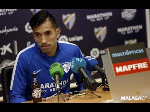 """Charles espera sumar """"tres puntos más"""" ante la UD Las Palmas"""