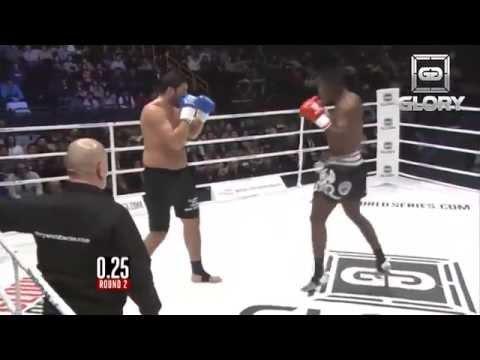 <span>Jamal Ben Saddik</span> vs Remy Bonjasky Glory 4