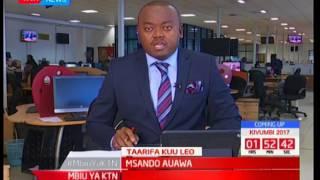 Mwili ya aliyekuwa afisa wa IEBC-Chris Msando yahamishwa hadi ifadhi ya maiti ya Lee: Mbiu ya KTN