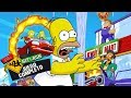 The Simpsons: Hit And Run Juego Completo En Espa ol ful