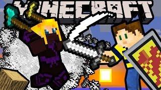 Minecraft PvPBulgaria Забавно Тролване с Бой