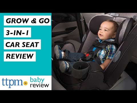 Grow and Go 3-in-1 Car Seat from Safety 1st