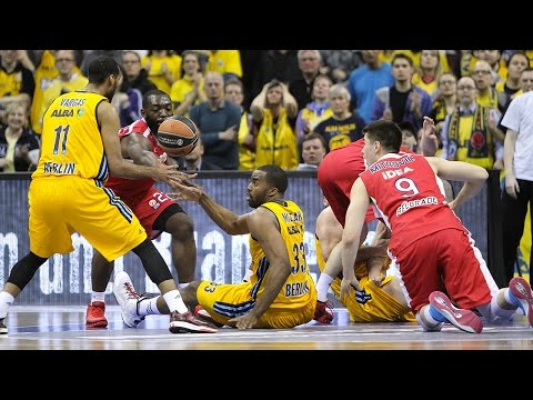 Highlights: Top 16, Round 12 vs. Crvena Zvezda Telekom Belgrade
