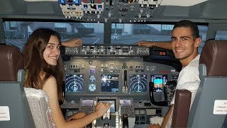 Flight Simulator Cyprus™ | Fly a Boeing 737-800 in Cyprus! | Flight Experience & Airline Preparation