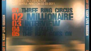 """Beady Eye - 02 - """"Millionaire"""" (KEXP Live Session Seattle 22.02.11) [First live broadcast!]"""