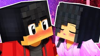 Aaron... What's A French Kiss? | Minecraft Two Truths And A Lie