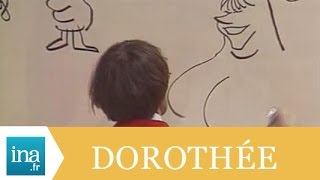Cabu se moque de Dorothée - Archive INA