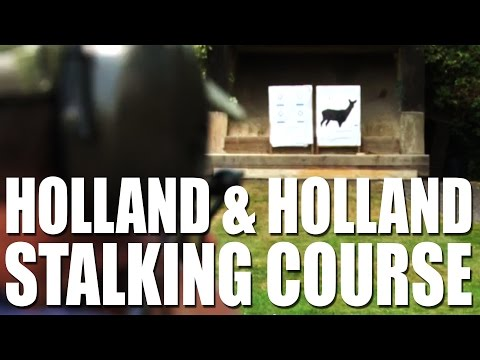 Holland & Holland – deerstalkers' course