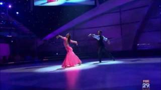 Danny & Anya - Viennese waltz - SYTYCD 2