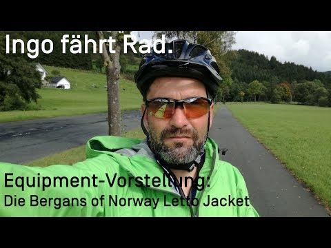 Equipment Vorstellung Bergans of Norway Letto Jacket