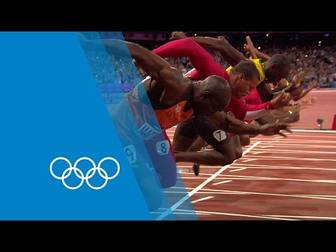 How To Sprint with Michael Johnson   Faster Higher Stronger