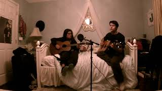 The Night We Met Lord Huron (Acoustic Cover By Annamarie Rosanio And JD Lent)