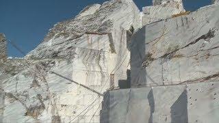 米開朗基羅的最愛!直擊大理石採石場白色奇景【大千世界】義大利阿爾蒂西莫山礦場