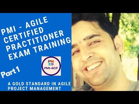 PMI - ACP Certification Exam Training 2021 | Agile Training Video ...