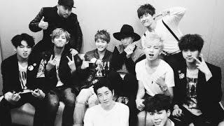 BTS (방탄소년단) are the biggest fanboys of Epik High
