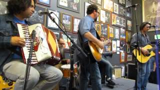 "Drive By Truckers ""Bulldozers and Dirt"" Record Store Day 2014 Live"