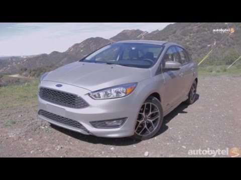 2015 Ford Focus SE 1.0L EcoBoost Video Review