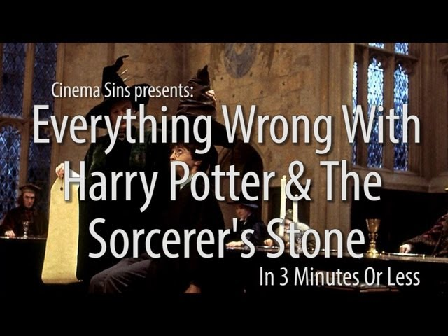 Everything Wrong With Harry Po Mp3fordfiesta