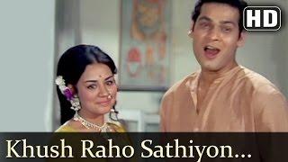 Khush Raho Sathiyon - Zindagi Zindagi Song - Deb