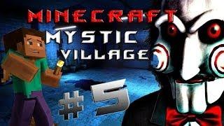 Minecraft - Таинственная Деревня