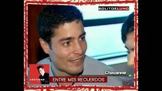 Chayanne - Entre Mis Recuerdos...