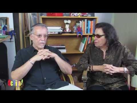 "Shelley Morrison, Walter Dominguez Talk ""Weaving the Past"" with Se Fija!"