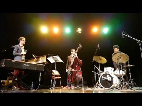 Marko Churnchetz Trio, Live in Lenart, Slovenia.  May 2016