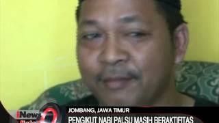 Mengaku Sebagai Nabi Isa Pengikut Jari Anggap Masih Bagian Dari Islam  INews Malam 21/02