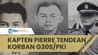Korban G30S/PKI, Kapten Pierre Tendean Dimasukkan ke Sumur dan Dibunuh Sebulan sebelum Nikah