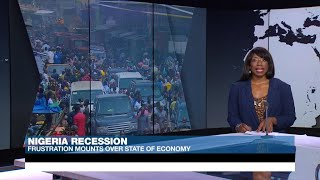 Frustration mounts over state of economy in Nigeria