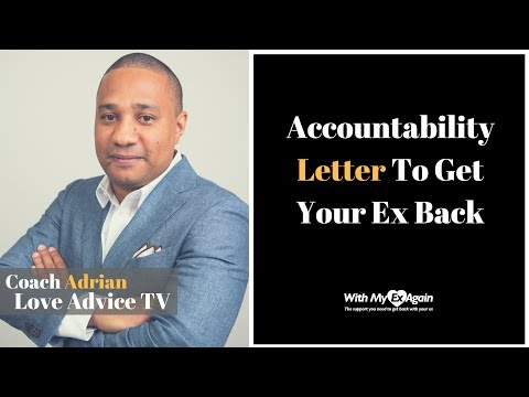 Letter To An Ex   An Accountability Letter To Give You A Clean Slate With Your Ex