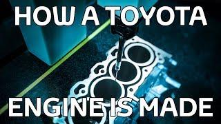 Запасные части для двигателя Toyota 4Y - видео 1
