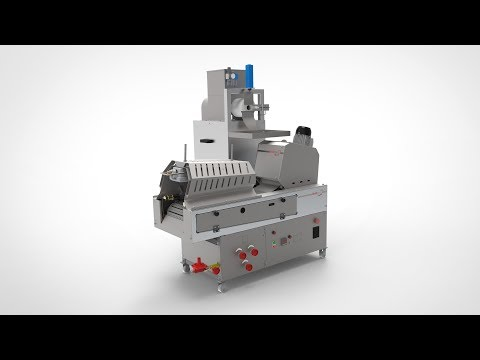 Compact Automatic Chapati Making Machine
