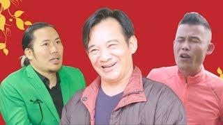 Hài Tết 2019 | HIỆP SĨ LÀNG | Hài Hay Mới Nhất 2019 - Quang Tèo, Vượng Râu, Hiệp Gà