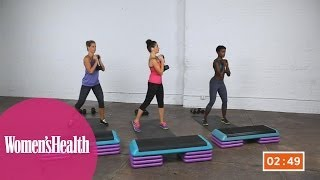 Quick Workout: The 5-Minute Workout You Need to Try from Women's Health by Women's Health