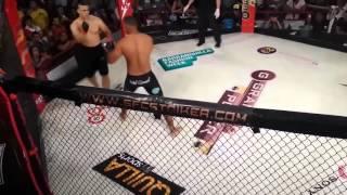 Беспредел на ринге, когда у бойцов срывает крышу 18undefined